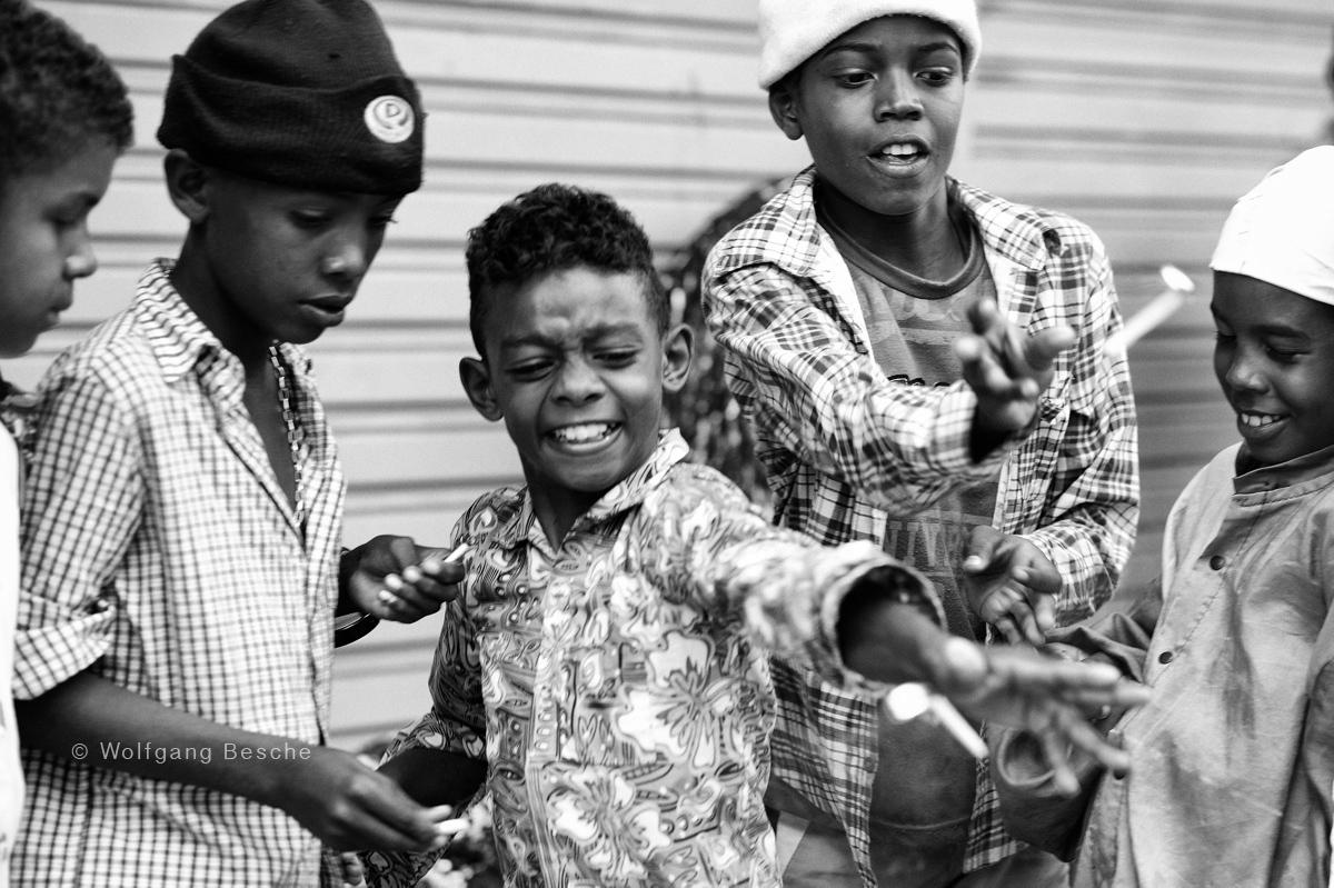 Traditioneller Karneval auf dem Land in Nazare da Mata. Foto: Wolfgang Besche ©