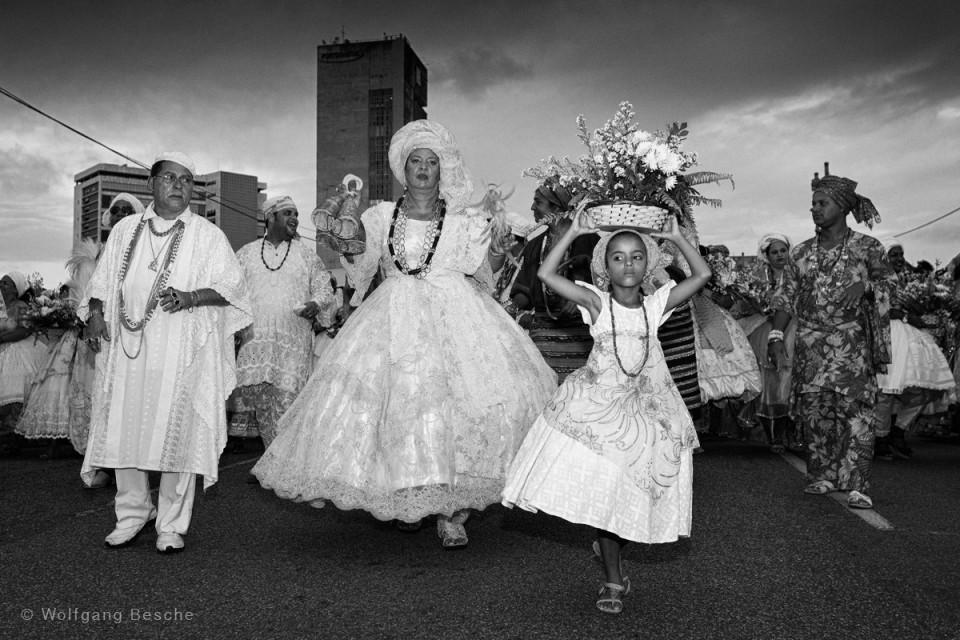 Afrobrasilianische Religionen und Kulturen. Foto: Wolfgang Besche ©