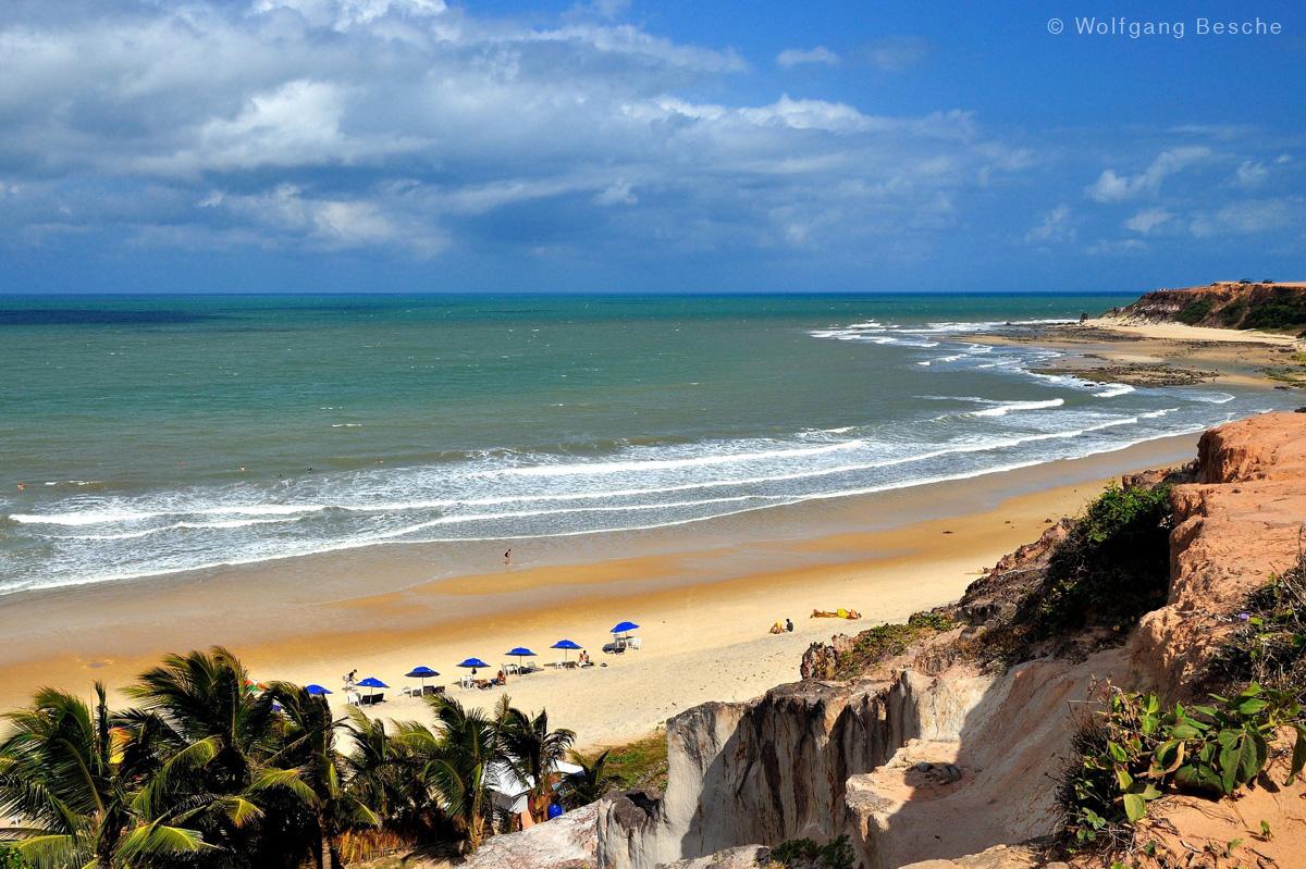 Praia do Amor (Pipa, Rio Grande do Norte) Foto: Wolfgang Besche ©