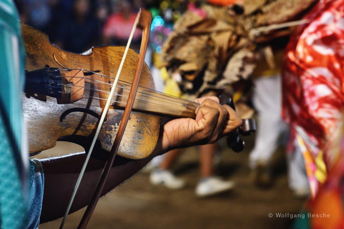 Volkskultur im Nordosten Brasiliens. Foto: Wolfgang Besche ©