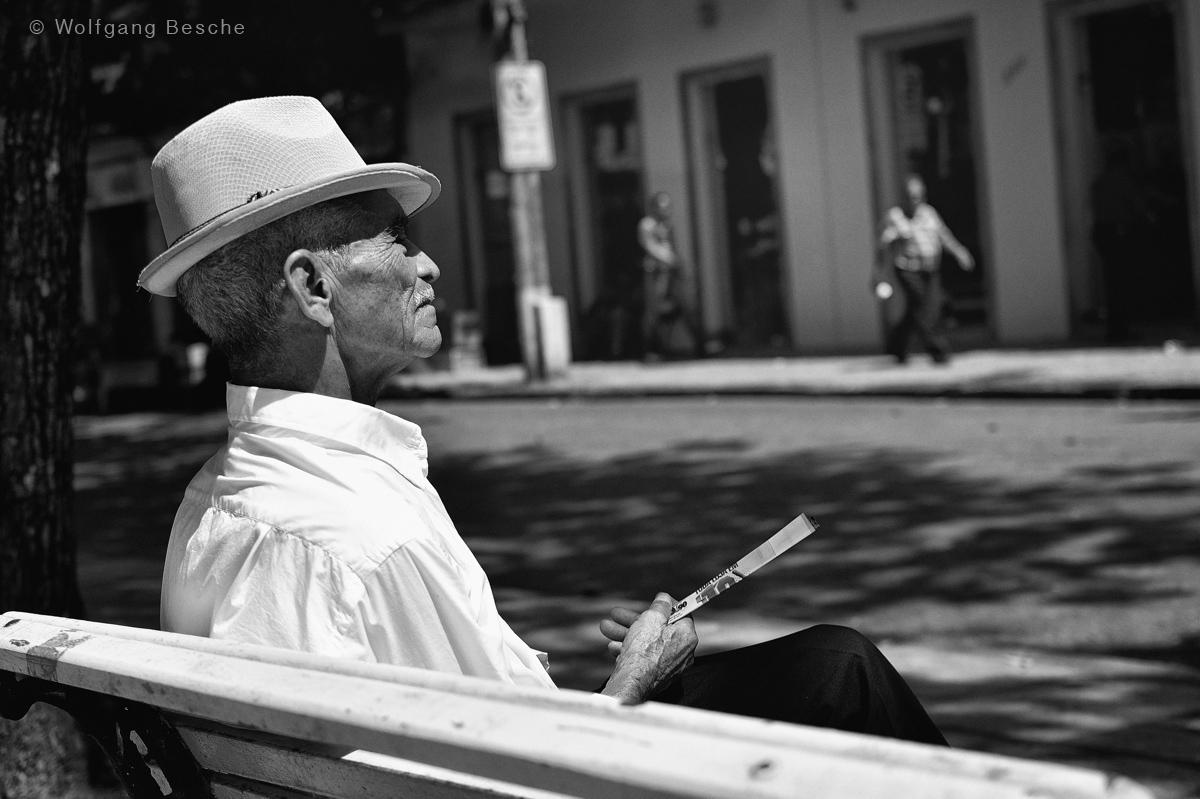 Streetfotografie im Zentrum von Recife. Foto: Wolfgang Besche ©