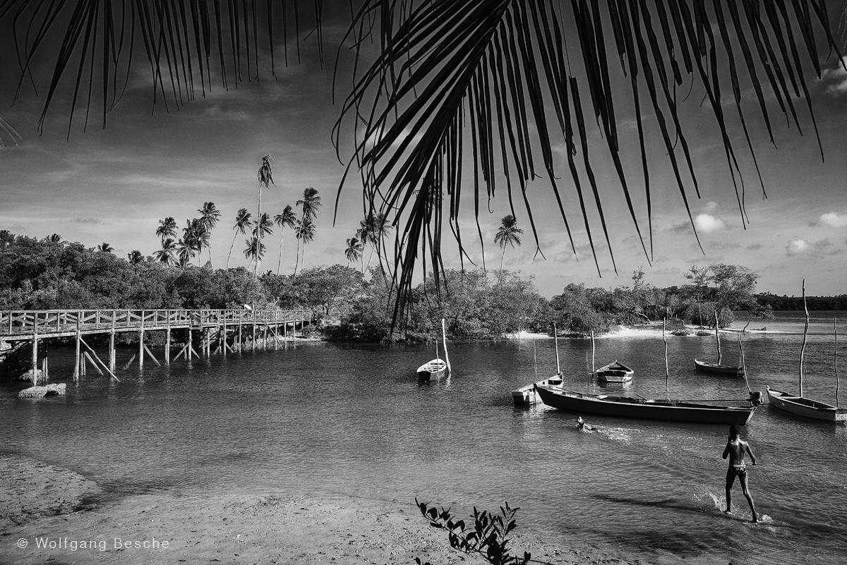 Insel Iramaracá. Foto: Wolfgang Besche ©