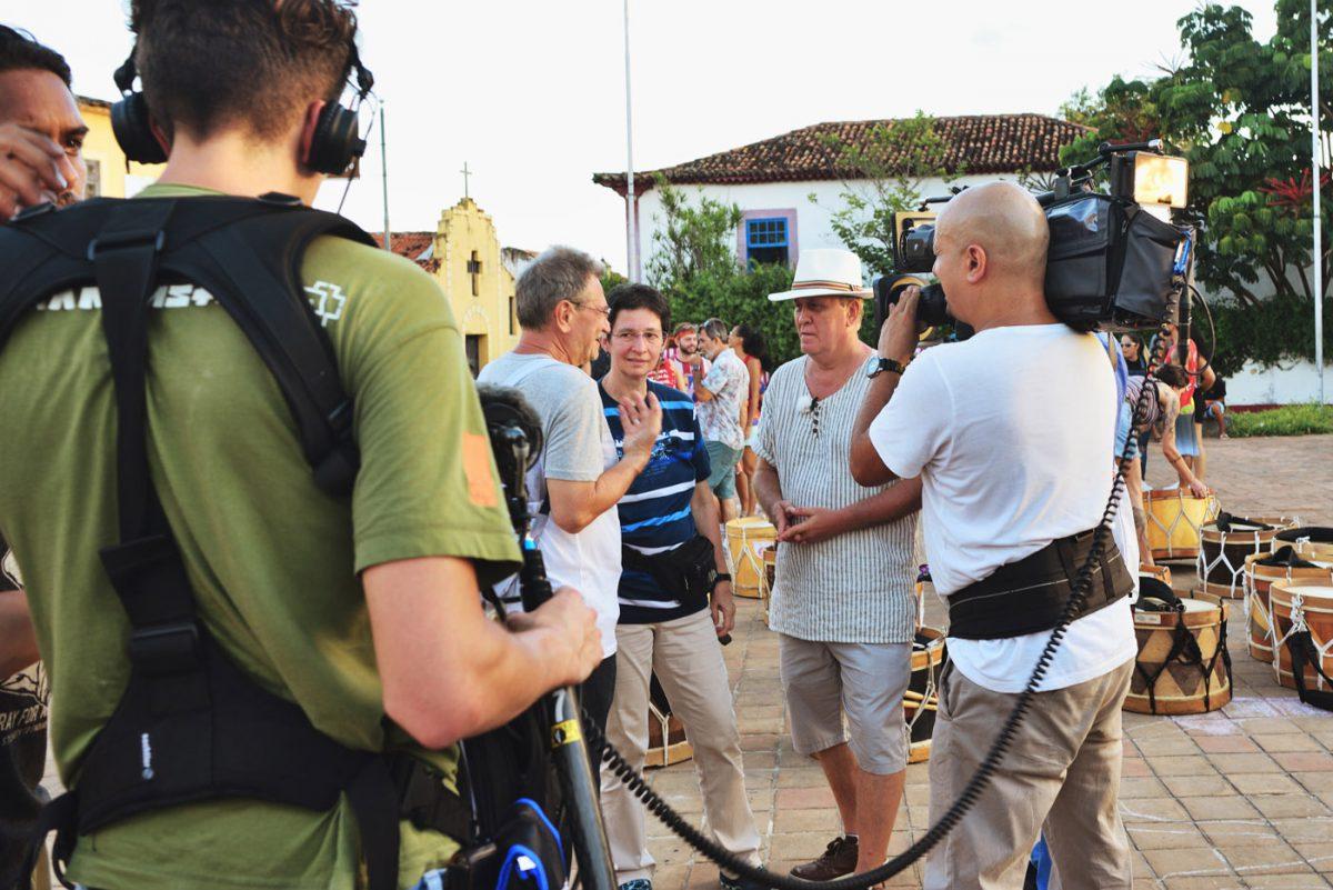 Verrückt nach Meer - ARD | Das Erste & Recife Insider